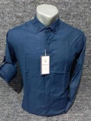 Рубашки мужские PLENTI оптом 02597436 06-38