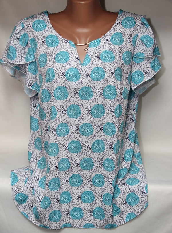 Блузы женские оптом  31054904 4995-1