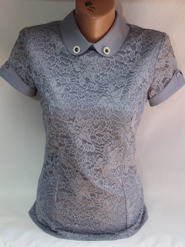 Блуза женская оптом 2504673 5099-19