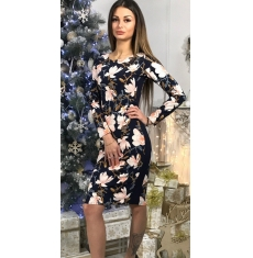 Платье женское оптом 13125277 0501