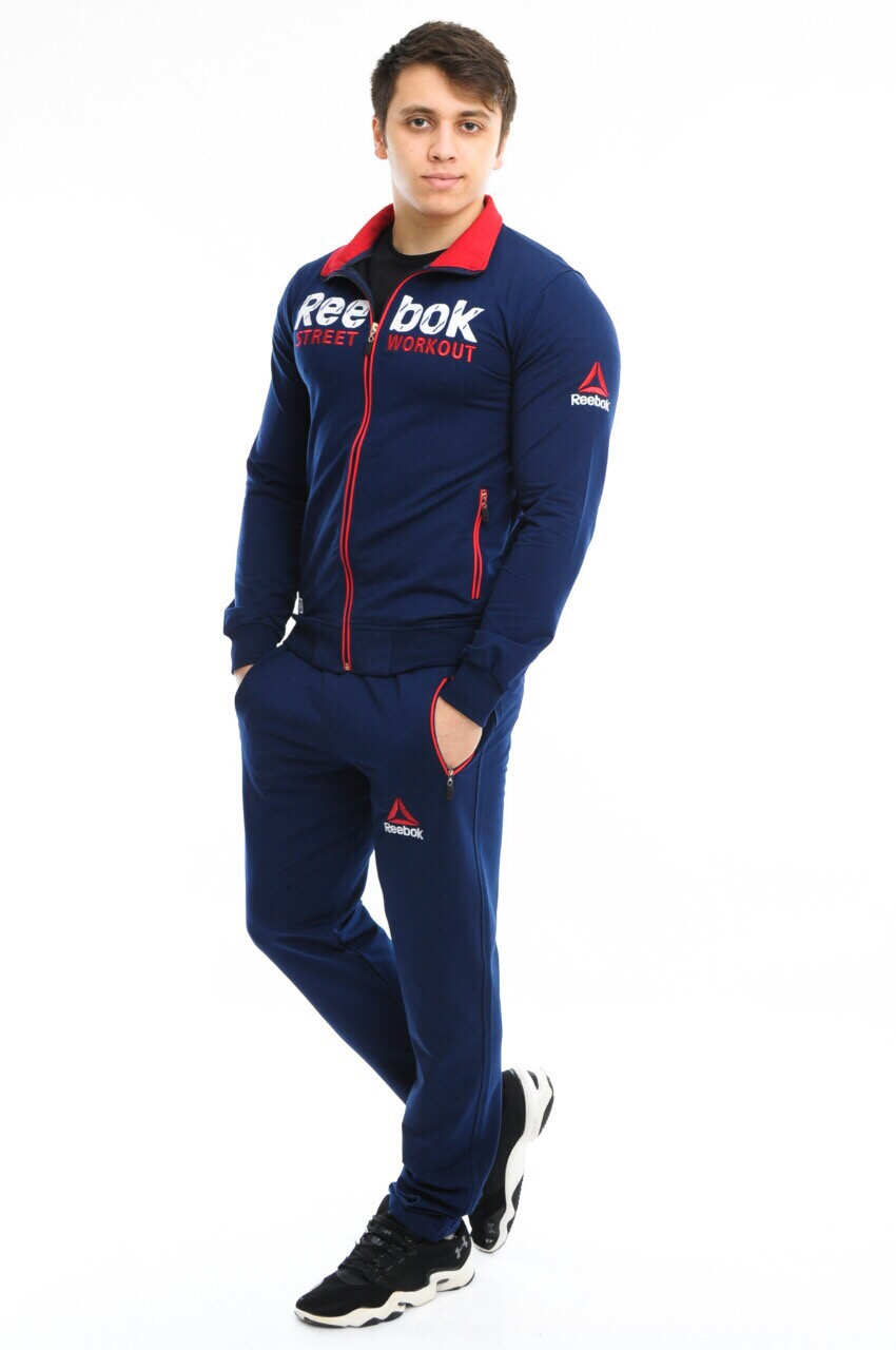 Спортивные костюмы мужские оптом 16034847 1707-2