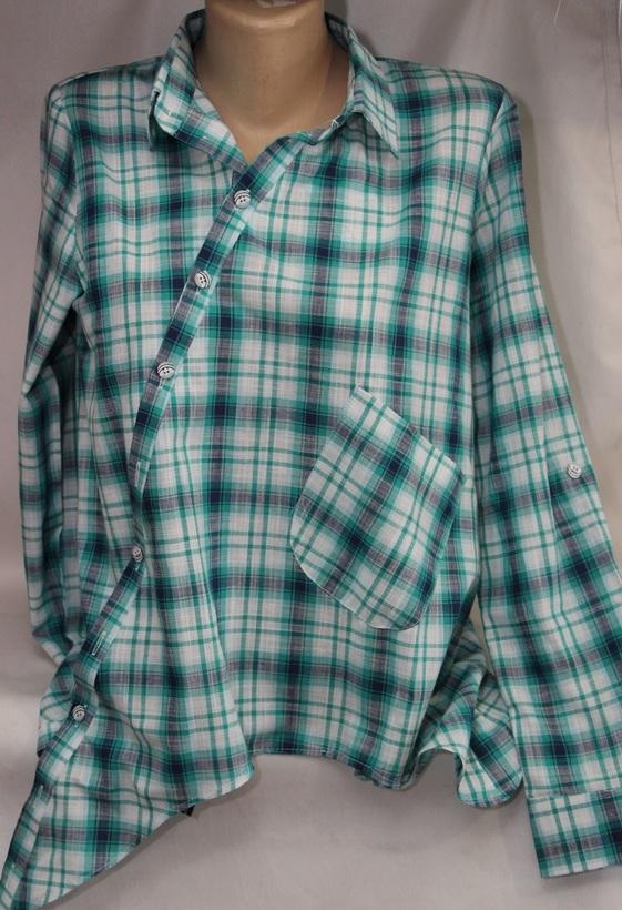 Рубашки женские оптом 05083030 00-3