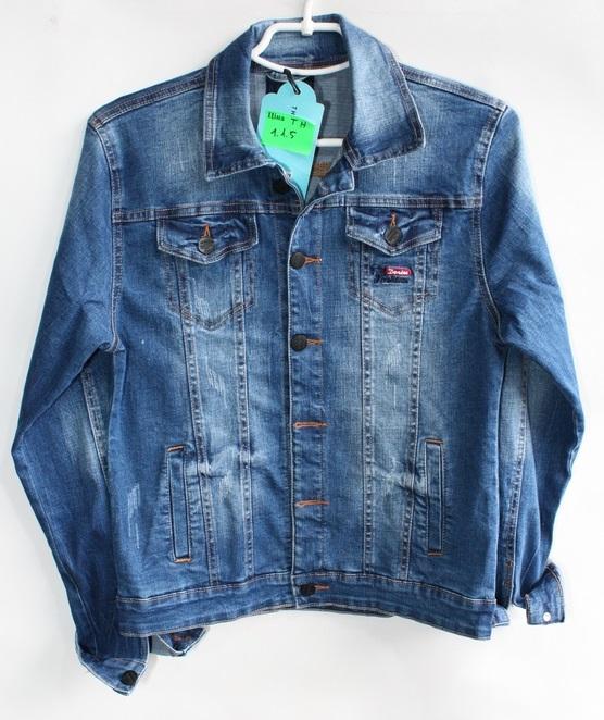 Куртки джинсовые женские RELUCKY оптом 87425631 208