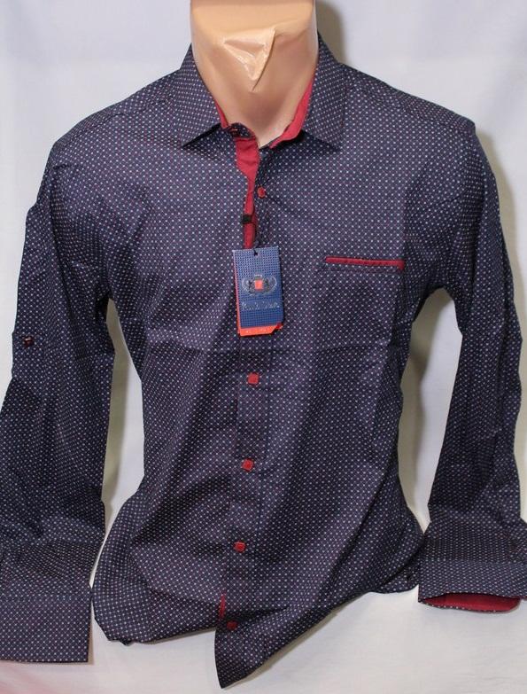 Рубашки PAUL STAR мужскиеТурция оптом 34615907