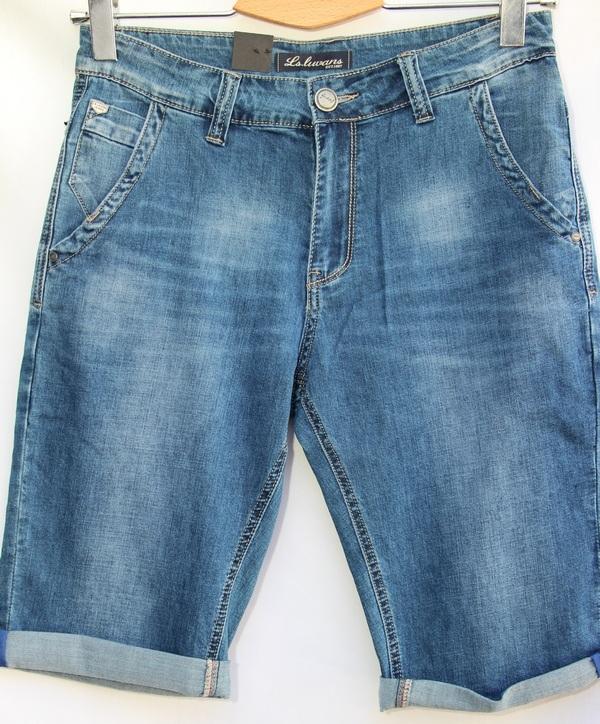 Шорты джинсовые мужские оптом 10061683 2835
