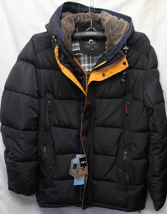 Куртки мужские G.N.C. оптом 38915270 E-12-2