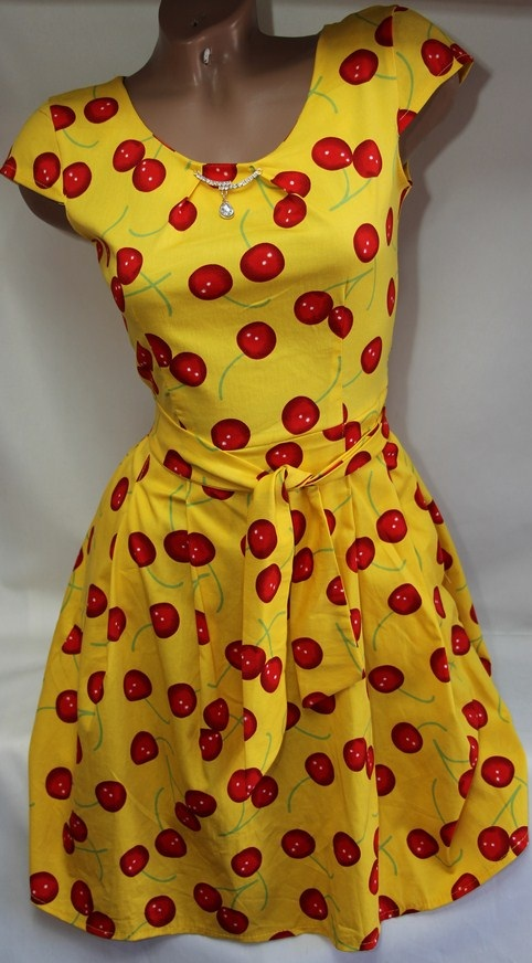 Платья женские оптом 2903765 04-7