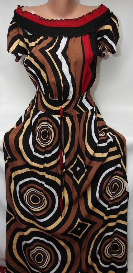 Платья женские оптом 22051056 00-4