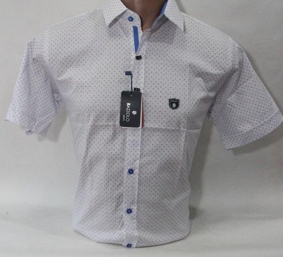 Рубашки мужские Турция оптом 68514793 1674-2