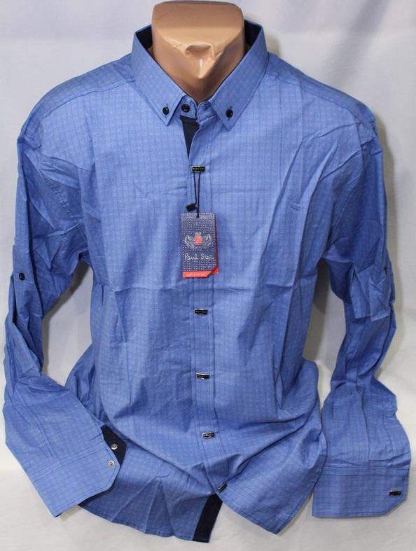 Рубашки PAUL STAR мужскиеТурция оптом 63851972