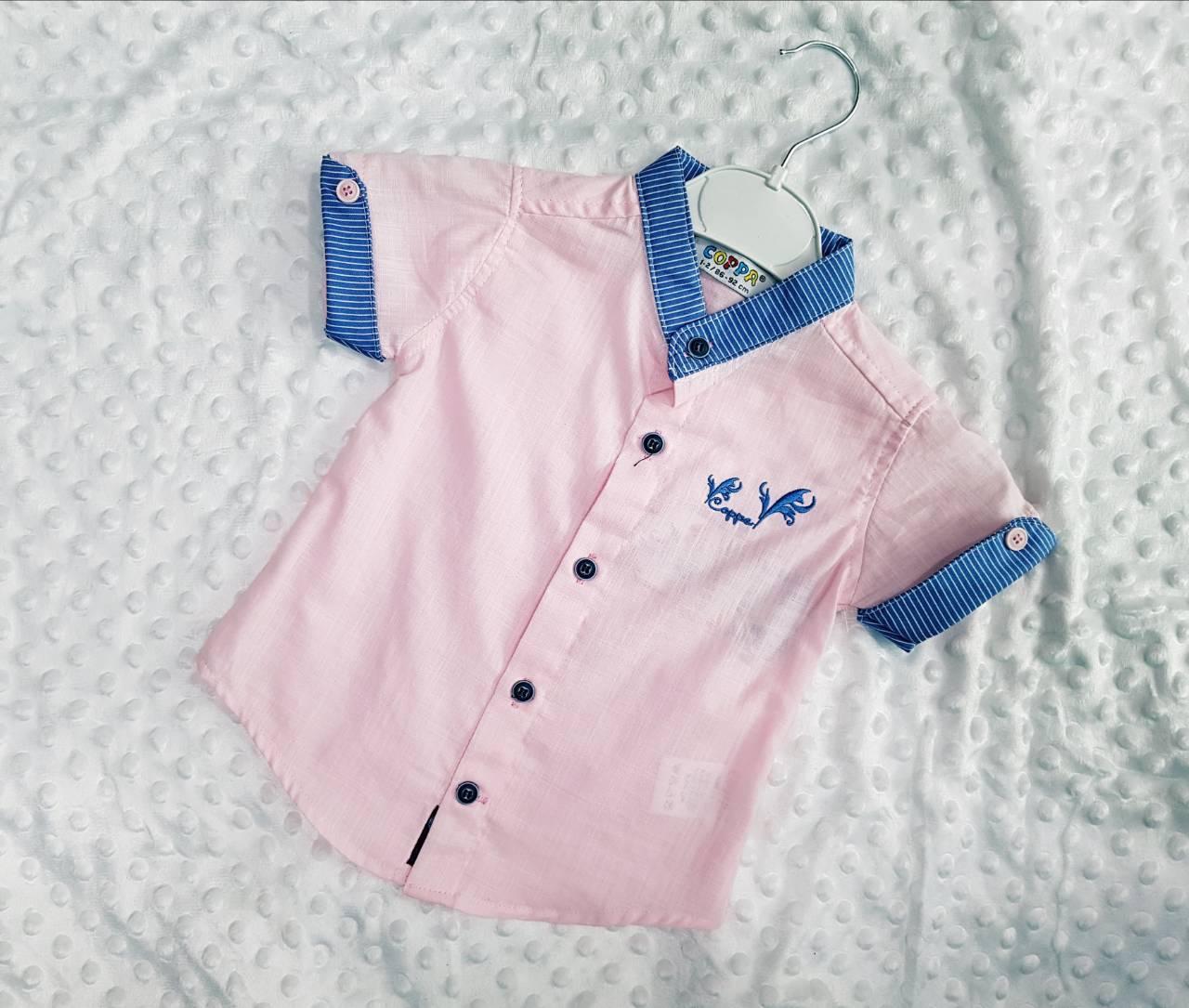 Рубашки детские на мальчика оптом 84712056 12-1