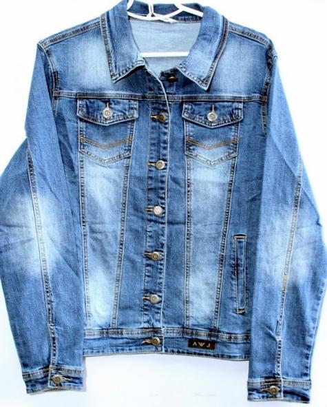 Джинсовые куртки женские ZIJINYAN  оптом 08692743 307