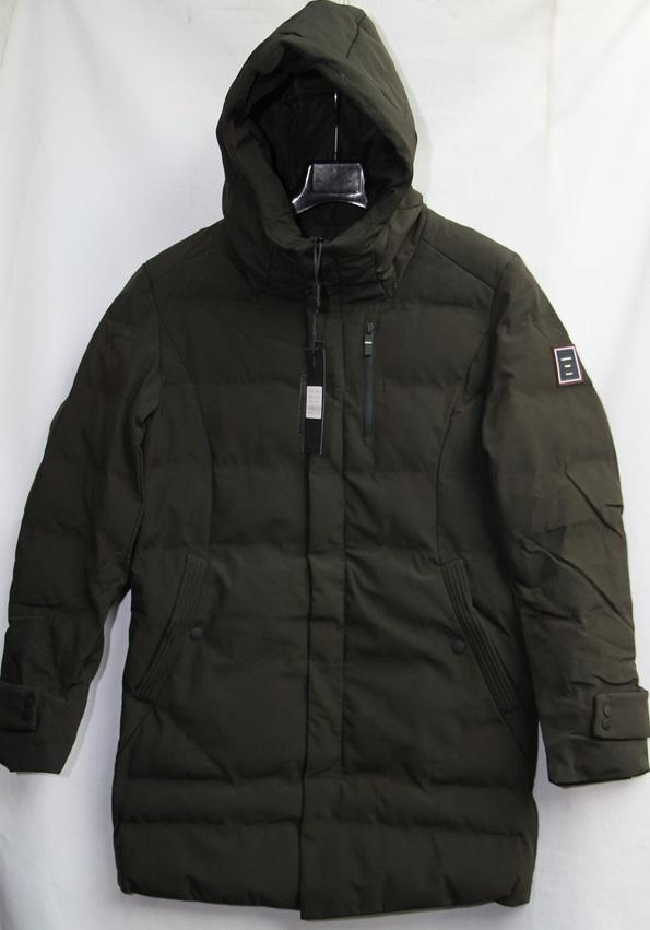 Куртки мужские  оптом 21064738 611-1
