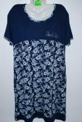 Платья женские БАТАЛ оптом 83012567 V-3-27