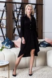 Платья-рубашки женские оптом 69145830 0080-3