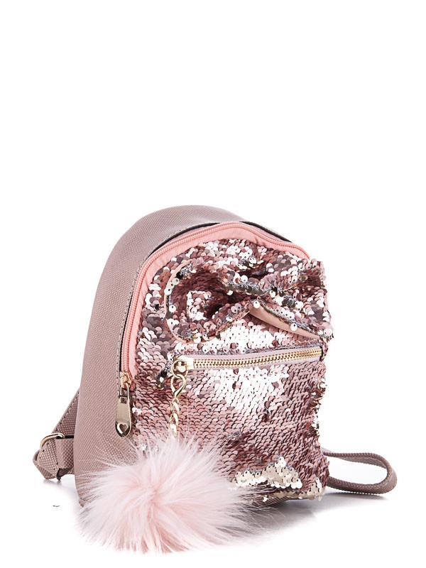 Рюкзаки DAVID POLO pink оптом 17101605 35-3