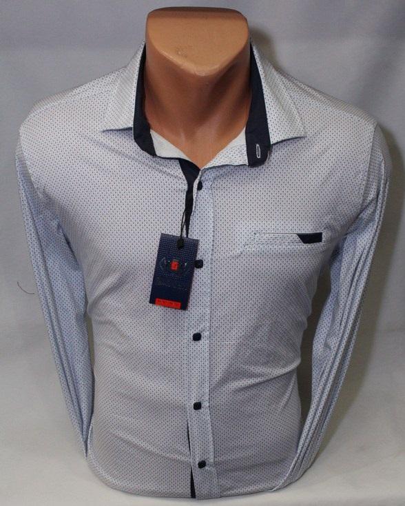 Рубашки PAUL STAR мужскиеТурция оптом 40659271