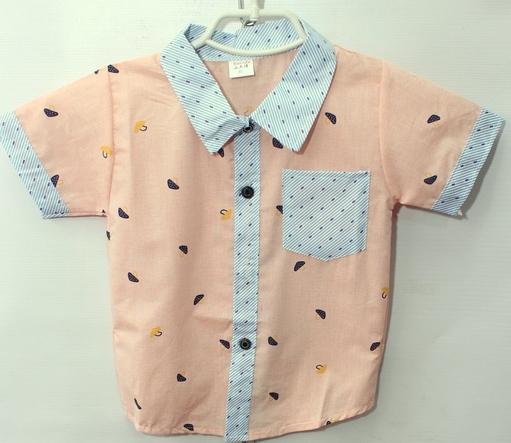 Рубашки детские оптом 80241576 1-1