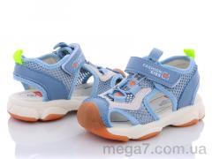 Сандалии, Class Shoes оптом BD2009-3 голубой
