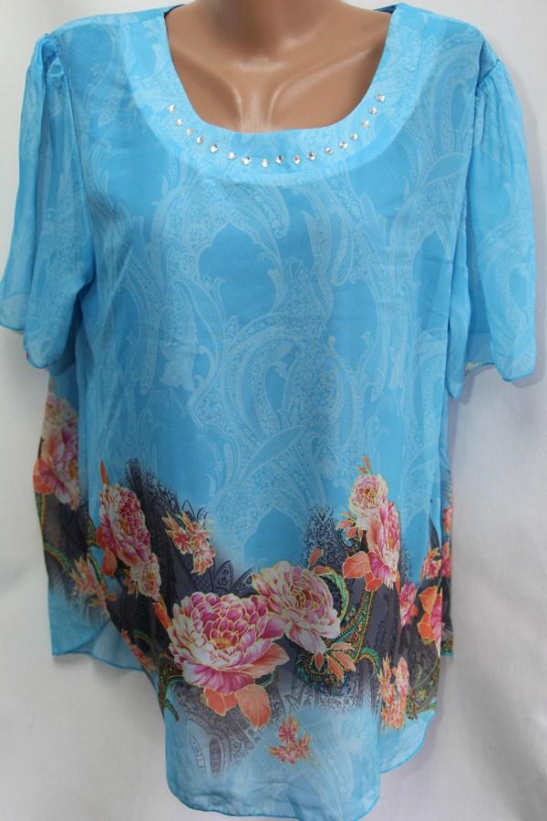 Блуза женская оптом  1903286 5504-27