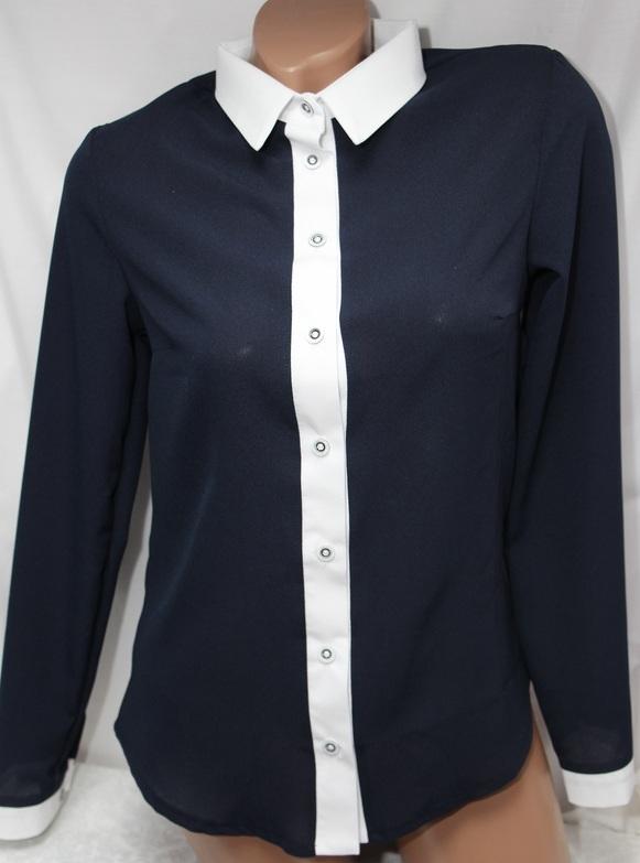 Рубашки женские оптом 2507544 8958-4