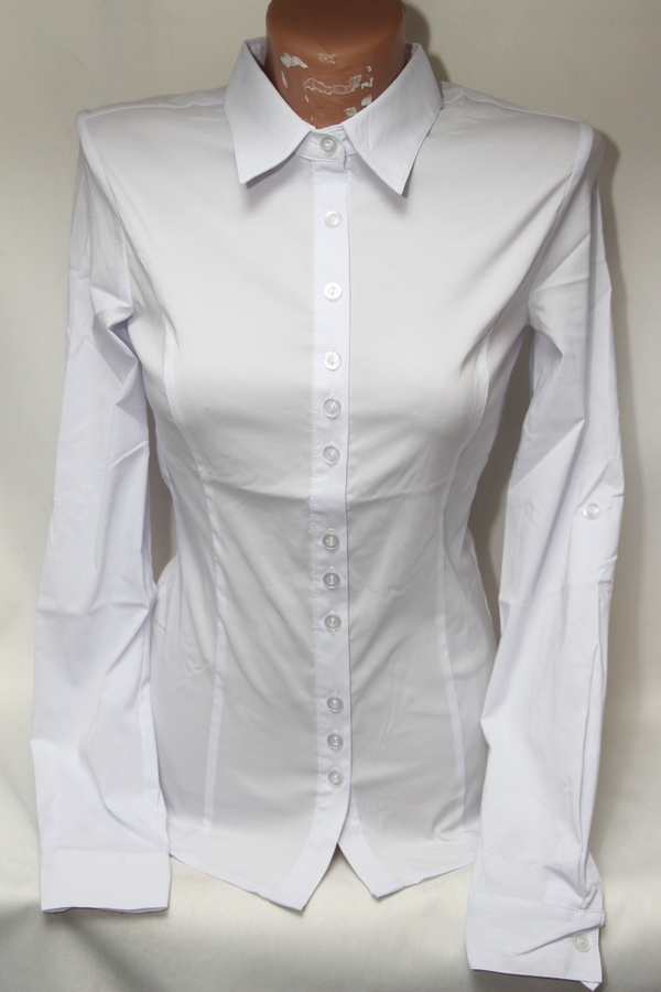 Блузы школьные оптом 97065418 93187