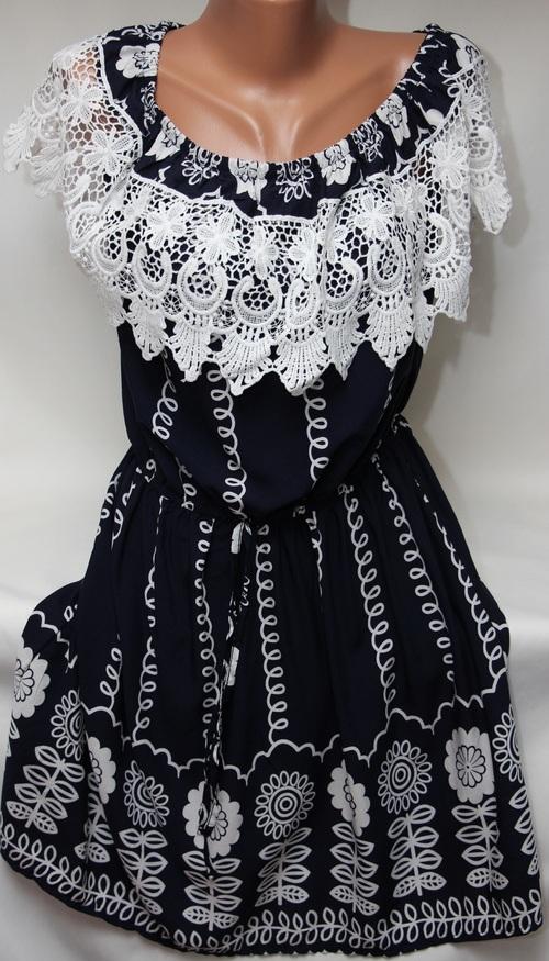 платья женские оптом  22051056 2-6