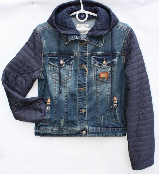 Куртки джинсовые женские оптом 23578169 950