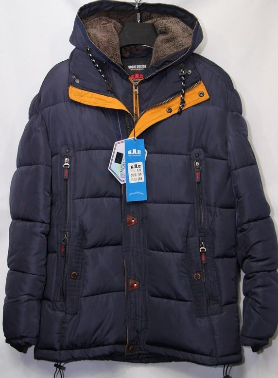 Куртки мужские зимние G.N.S. оптом 30916842 E-12-2