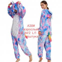 Ночные пижамы женские оптом 86541329 А38 -27