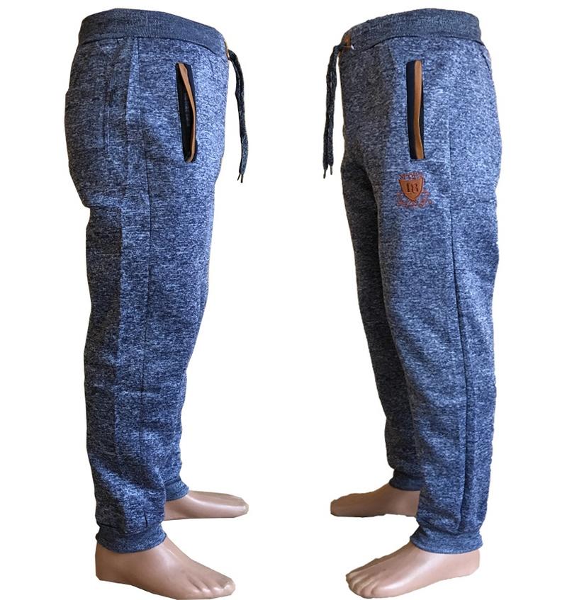 Спортивные штаны  мужские оптом 08101760 LT86