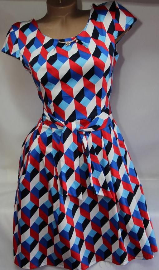Платья женские оптом 2903765 04-14