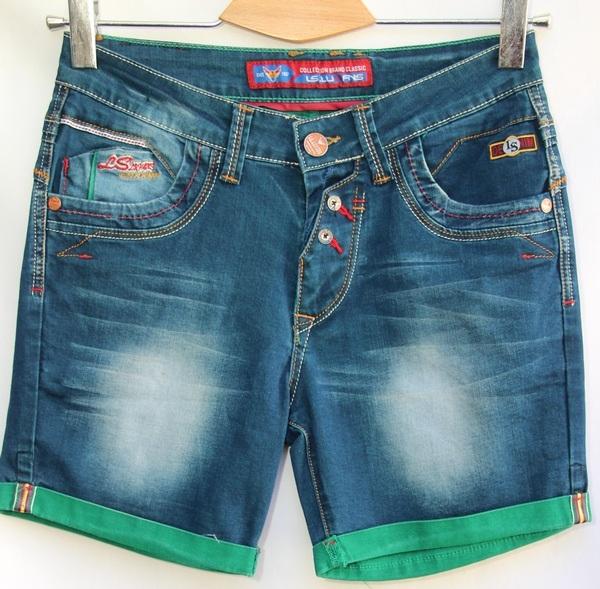Шорты джинсовые мужские оптом 35107962 25041