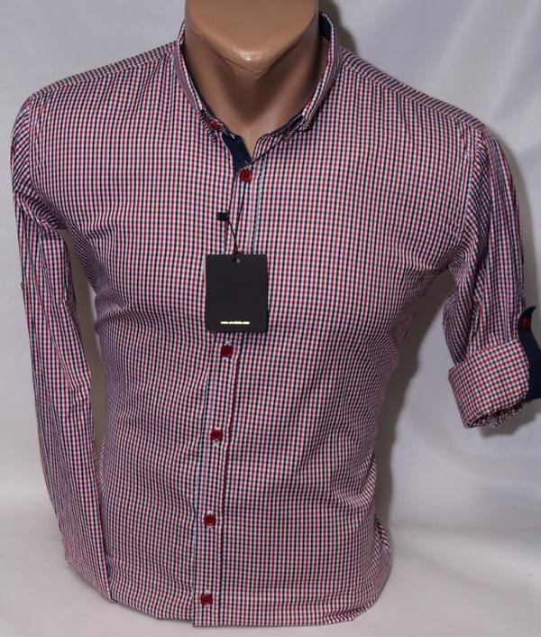 Рубашки подростковые  оптом 91628574 2168-3