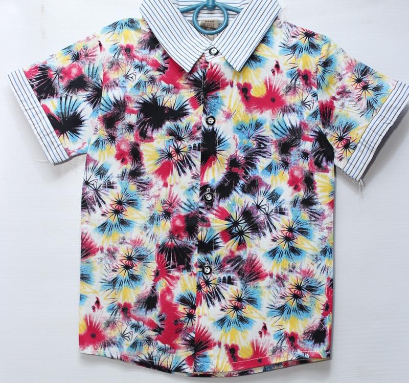 Рубашки детские оптом 65238971 1-19