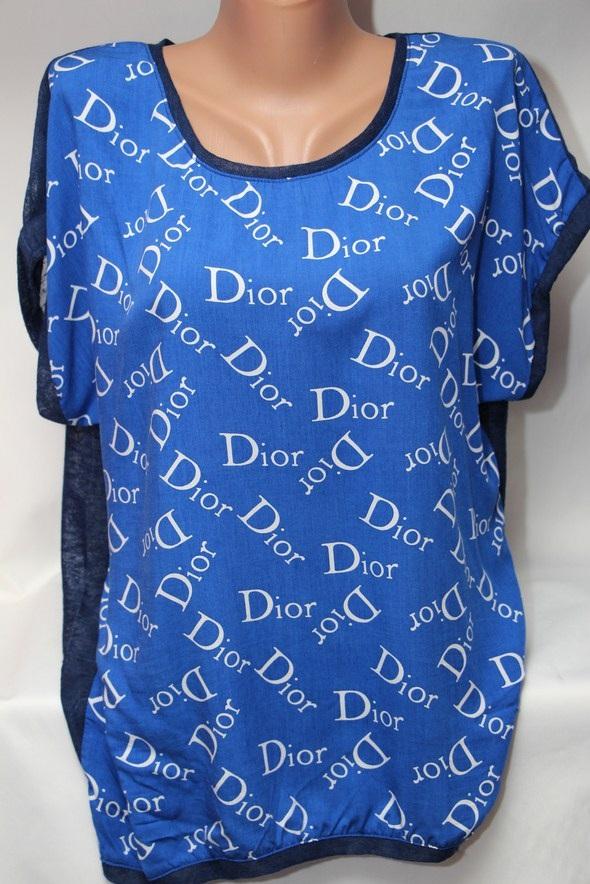 Блуза женская оптом  23044010 4816-3