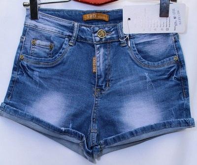 Шорты джинсовые женские X&Dоптом 43876209 1710