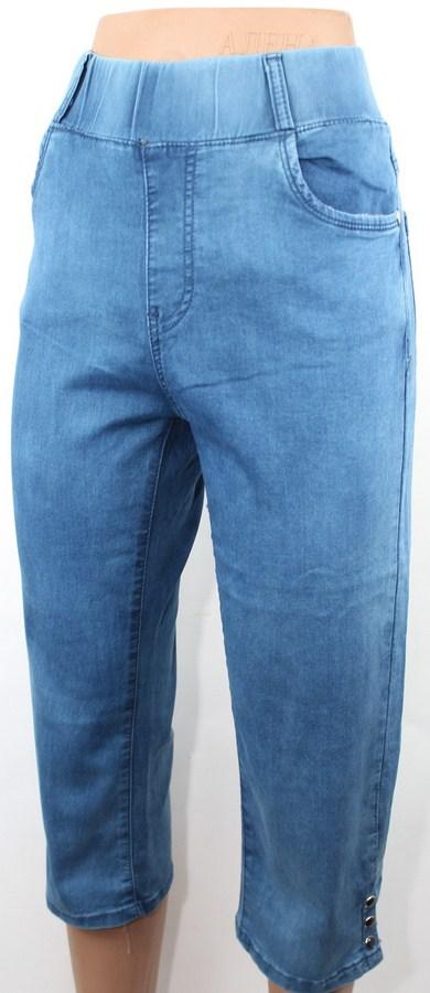 Бриджи джинсовые женские Sunird  оптом 62197058 AIT-2309