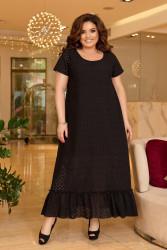 Платья женские БАТАЛ оптом 50147896  875-12