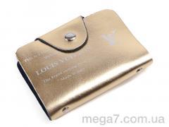 Визитница, Enigma оптом 802 gold