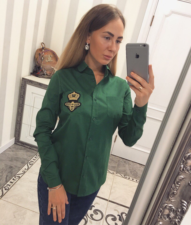 Рубашки женские оптом 29083183 098-8