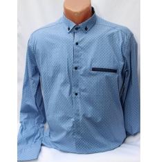 Рубашка мужская оптом 71329540 214