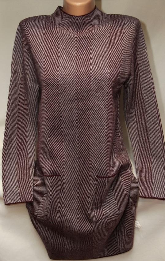 Платье-туника  женские оптом 18642950-94