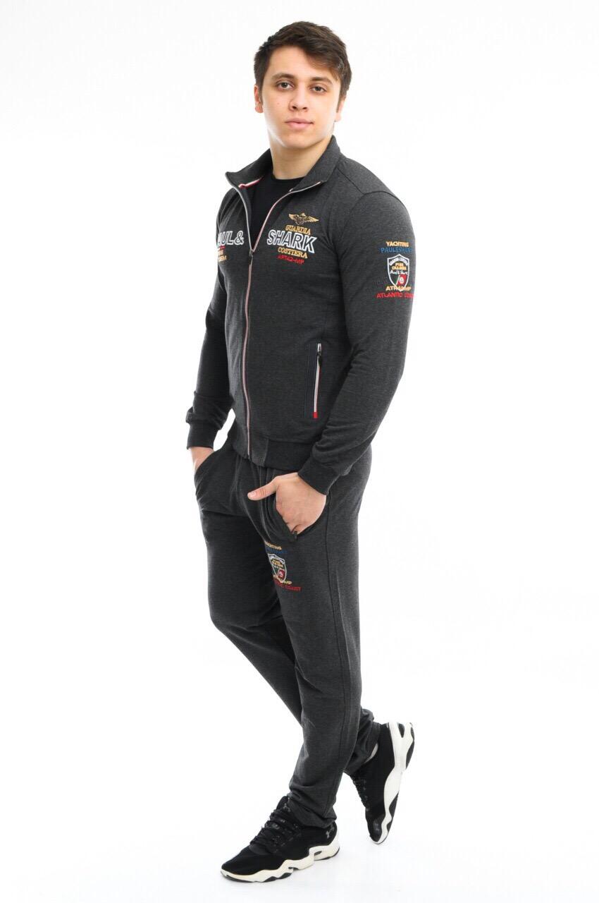 Спортивные костюмы мужские оптом 16034847 1707-23
