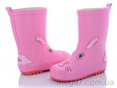 Резиновая обувь, Class Shoes оптом HMY206 розовый