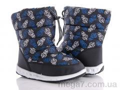 Дутики, A.A.A.Shoes оптом 9636C black