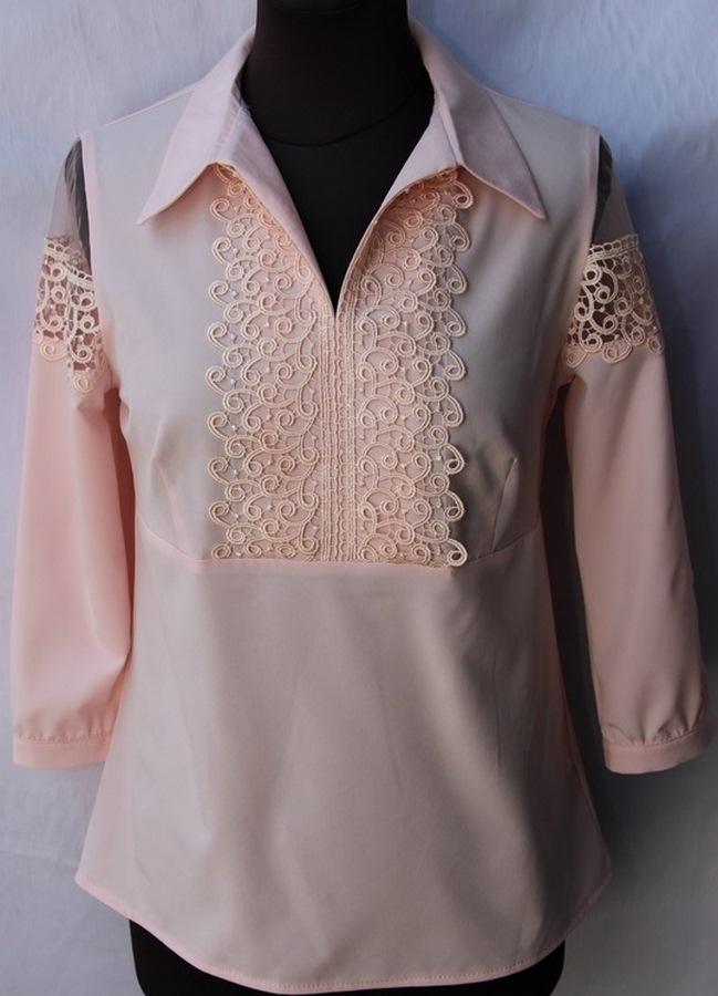 Блузки женские оптом 41697802 9729-6