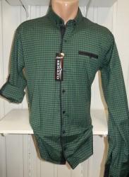 Рубашки мужские полу батал  оптом 29018456 1-27