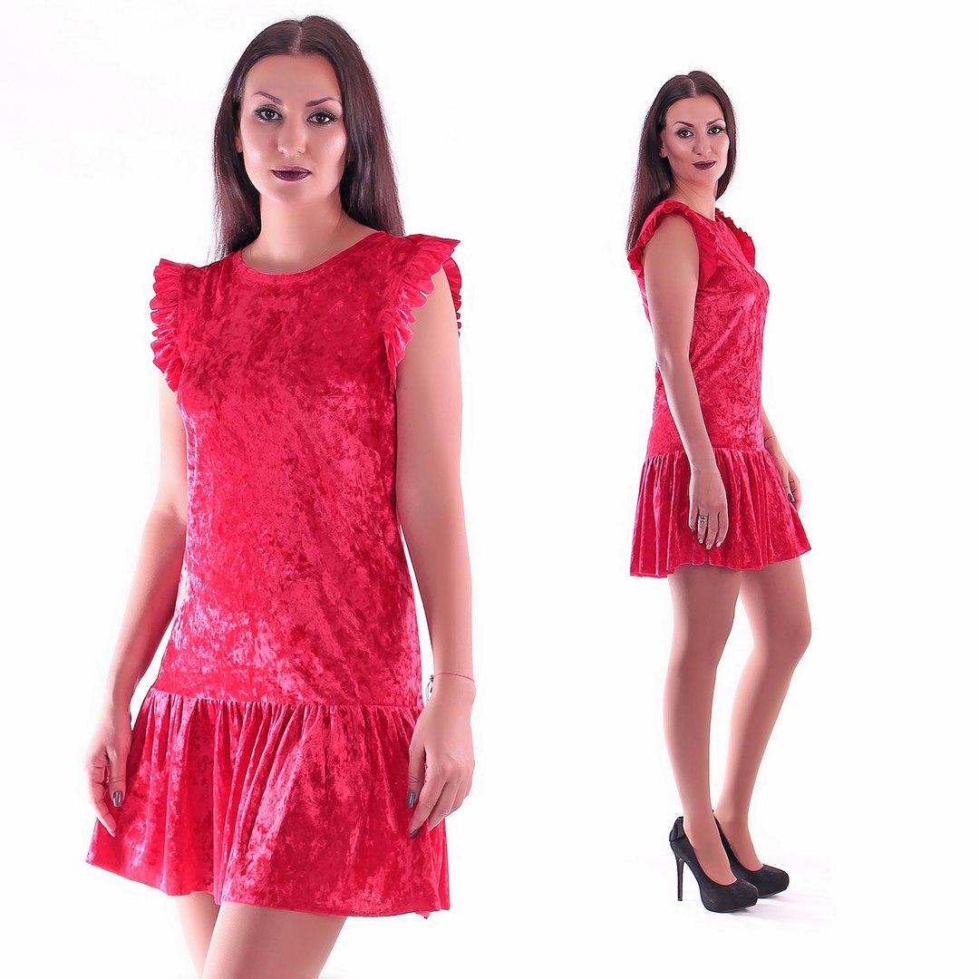Платья женские оптом  04065219 5673-3
