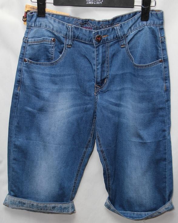Шорты джинсовые мужские оптом 01842365 7331